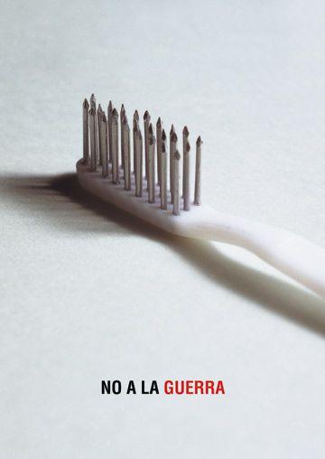 Isidro Ferrer. No a la guerra