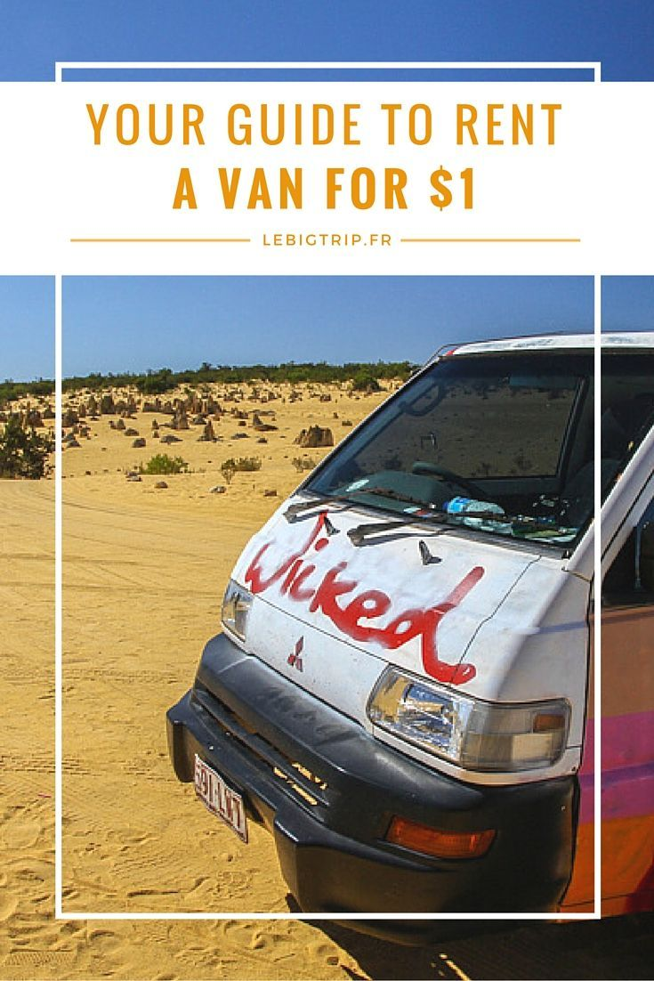 How to rent a campervan on a budget in australia 1 day