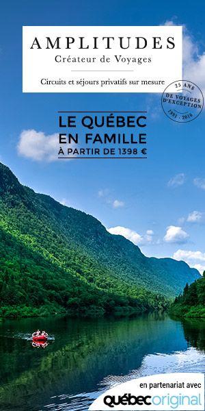 Le Quebec en camping car ou voiture plus chalets ? : Forum Québec - Routard.com