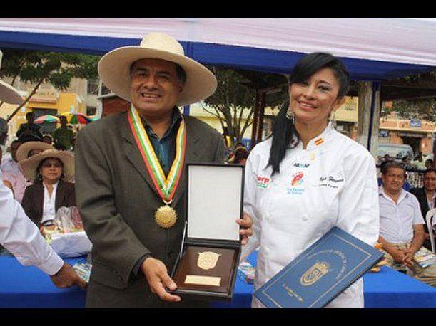 Irina Herrera tiene experiencia en la cocina Novo Andina, comida criolla, repostería y pastelería. Logró convertirse en embajadora de la gastronomía peruana en España.