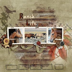 Ranch Life  www.goldenmeade.com  Made with Walk With Me from Created by Jill.