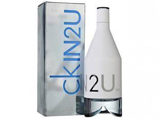Calvin Klein CK IN2U - Perfume Masculino Eau de Toilette 100 ml disponível em MODA MADRID