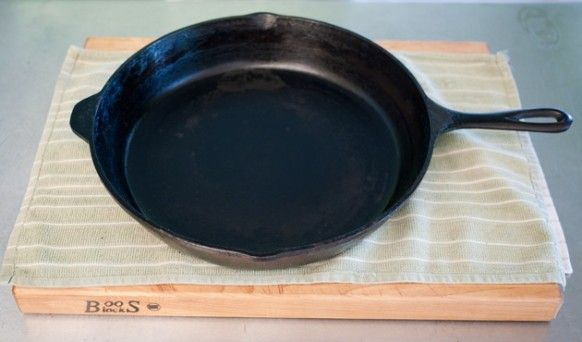How to Take Care of Your Cast Iron Pan