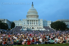 Join us for A Capitol Fourth, LIVE from the US Capitol on July 4, 2012 @ 8pm/ET, on PBS.