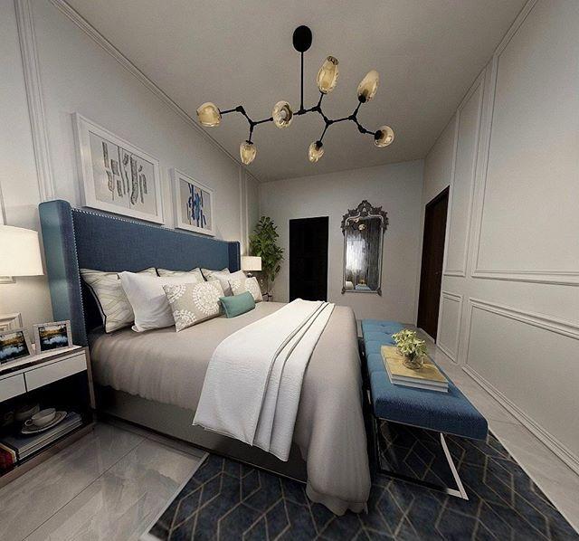 Deqasaid Design Untuk Bilik Tidur
