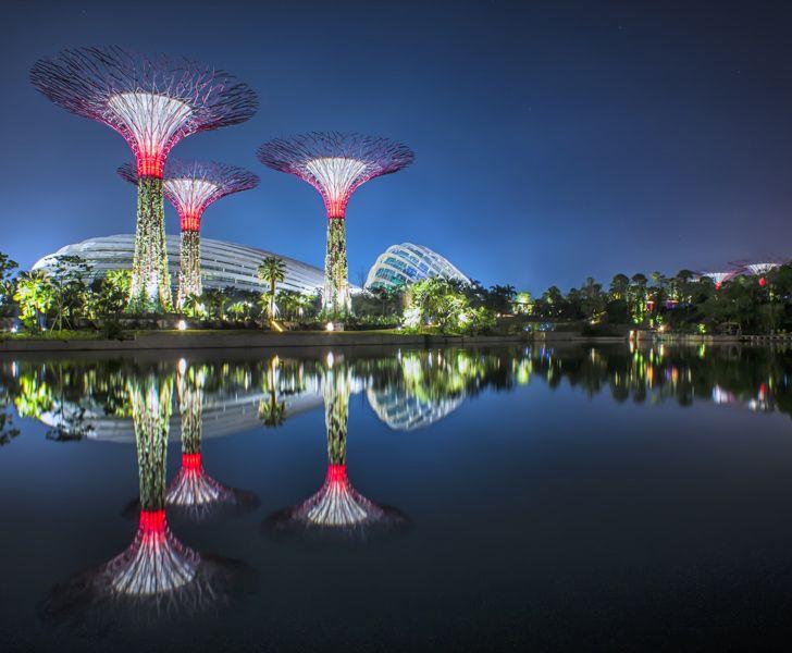 gardens by the bay grant associates singapore
