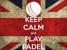 Keep Calm and Play #padel