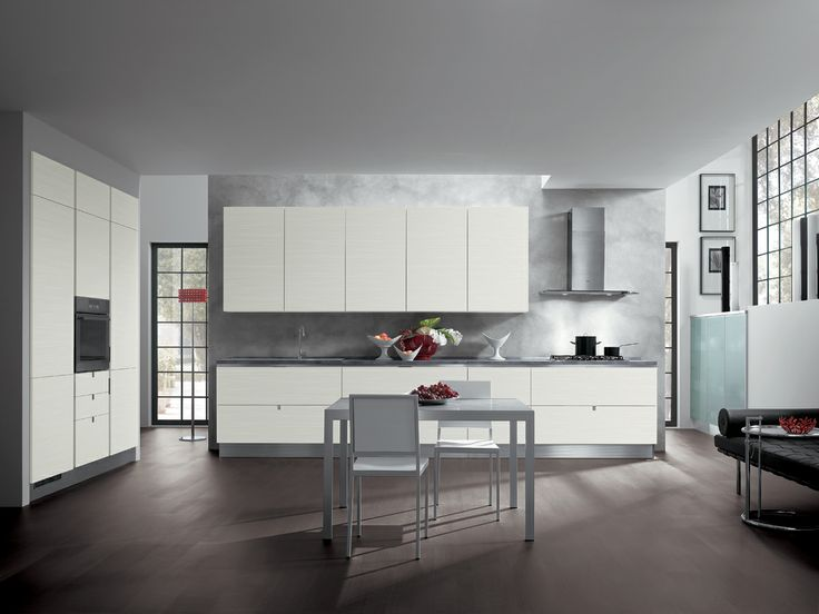 Kitchens by Scavolini | Total white |