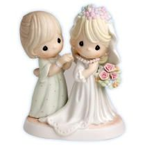 LOVE LOVE especially since it's precious moments .. Mother of the bride gift