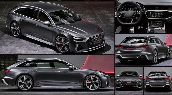 Audi Rs6 Avant In 2020 Audi Rs6 Audi Audi Sport