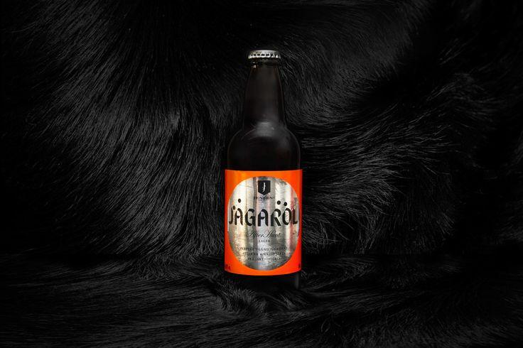 Jägaröl — Packaging