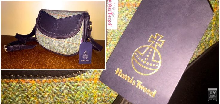 """""""Happy National Handbag Day! To celebrate, visit us at the Castle Gift Shop and Home Farm Gift Shop to view the new collection from Barrhead Leather. Designed and hand-crafted in Scotland from beautiful Harris Tweed, this collection will add signature charm to any style! Which bag is on your wish list? #NationalHandbagDay"""""""