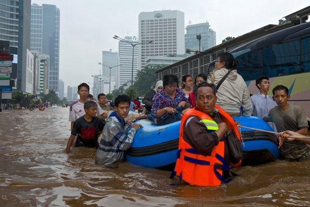 Banjir Jakarta 2013 ...