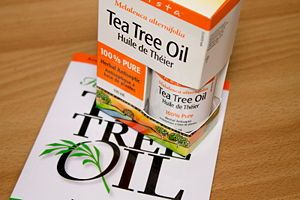 Use Tea Tree Oil for Acne: lots of good simple and effective masks and ideas for application.