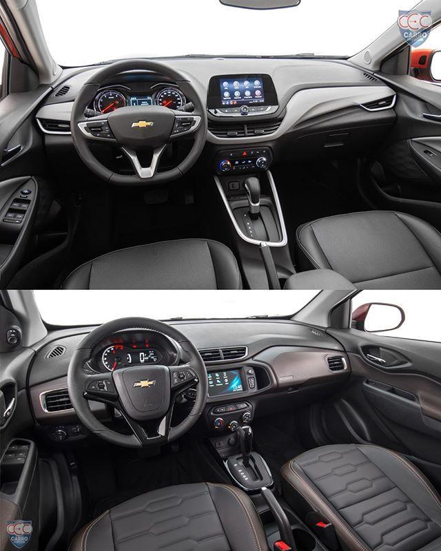 Chevrolet Onix 2020 X Onix 2019 Que Tal A Evolucao O Interior Do