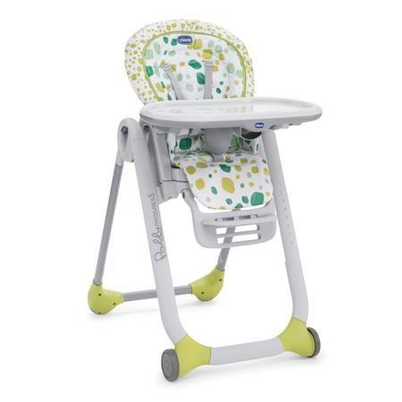 Chicco Стульчик для кормления Polly Progres5, 5 в 1  — 14999р. - Polly Progres5 - эксклюзивная модель многофункционального стульчикаот европейского бренда Chicco. Представляет собой сиденье и стульчик для новорожденного малыша и компактный бустер, очень удобный детей от 6 месяцев. Стул-трансформер основан на ультрасовременной технологии, которая позволяет стульчику следовать за ростом малыша.Модель можно использовать как уютное кресло для новорожденных с мягким вкладышем, высокий стульчик…
