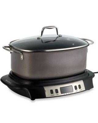 West Bend® 6-Quart Versatility Slow Cooker
