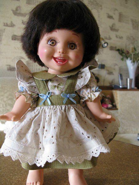 Очаровательные куклы Galoob Baby Face