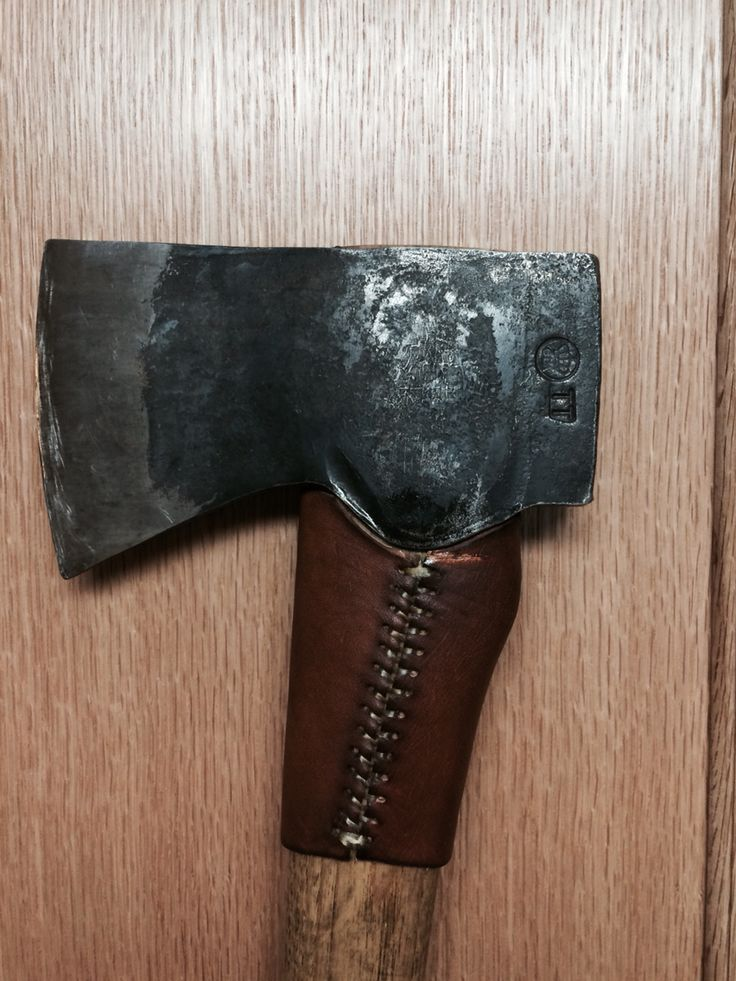 Gransfer Berk Leather Axe Handle Wrap Leather Kits