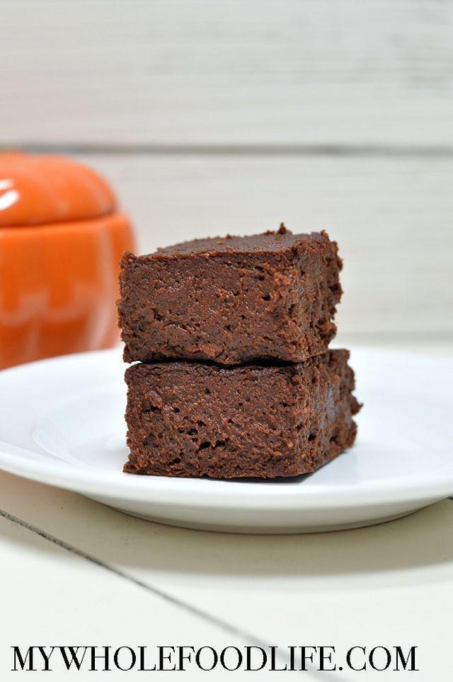 Takes 45 Min 350f Pumpkin Brownies Whole Food Recipes