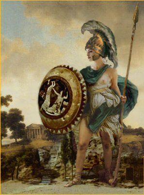 Atena (la figura mitologica)