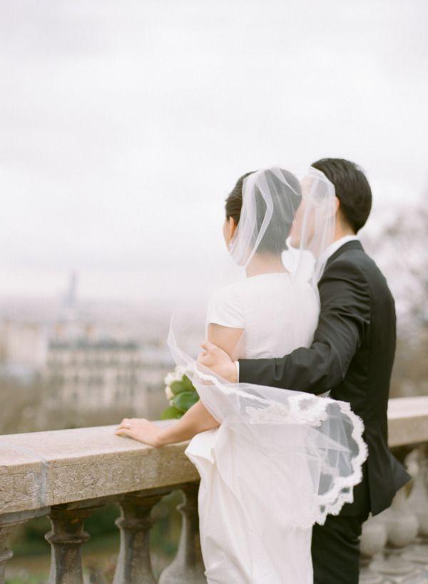 Romantic, Stylish Paris Elopement | Interior Design Seminar