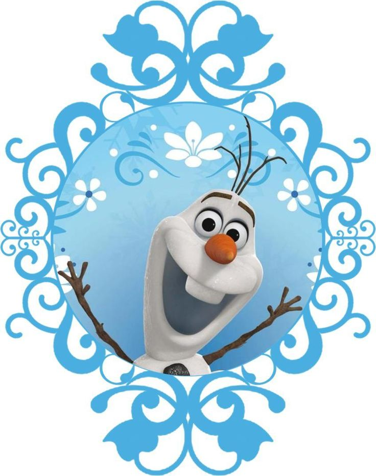 Disney Frozen Sven Iron on Transfer