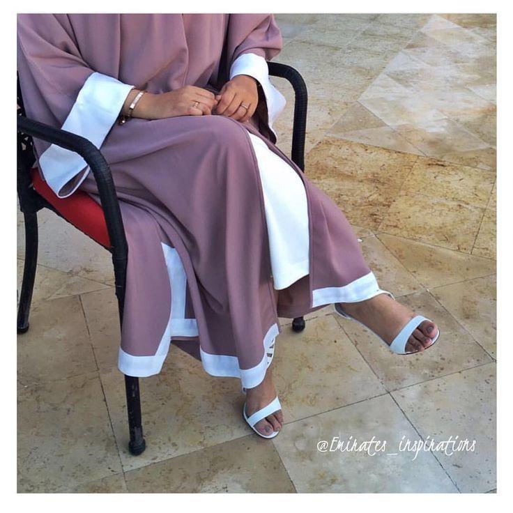 Abaya inspirations  . . . #Abaya #Inspiration #Abayainspiration #Khaleeji  #Summer #Purple #White #Pastel #Dubai #Mydubai #dxd #uae #doha #qatar #riyadh #saudi #saudipride #saudiarabia #fashion #hijab #modest #modestfashion #mode #women #modern