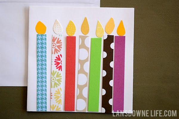 DIY craft kits for kids: Birthday cards