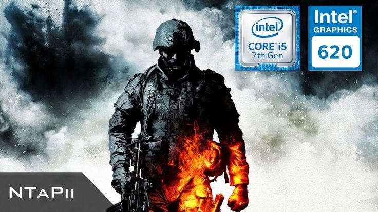 Chơi Battlefield: Bad Company 2 trên Intel HD 620 - i5 7200u