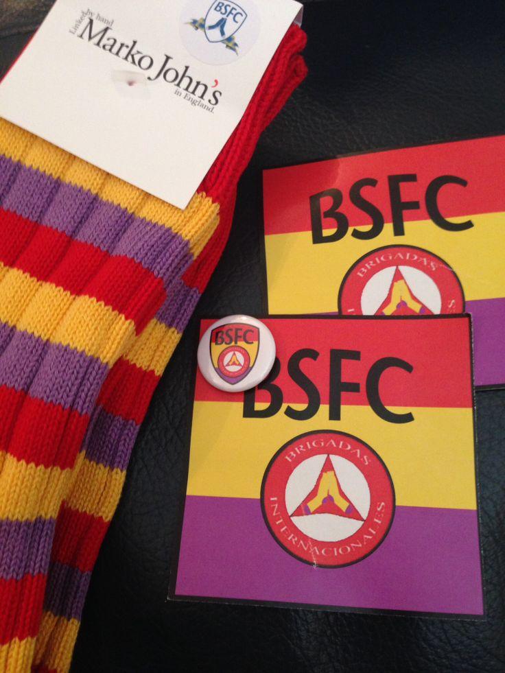Bsfc x marko johns brigades socks