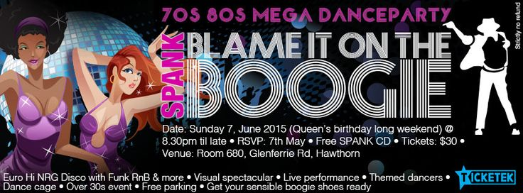 ***QUEENS BIRTHDAY LONG WEEKEND*** Sunday June 7 @ Room 680. For further info please contact the below numbers and email address. PAULA – 0419328749 TERESA – 0422948421 PDAM@LIVE.COM