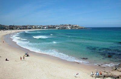 Juliet discovers the truth at Bondi Beach, Sydney