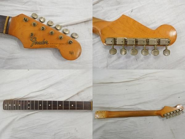 【楽天市場】【中古】 【中古】ビンテージ 希少 中古 Fender フェンダー STRATCASTER ストラトキャスター USA ストラト 1965 65年 エレキ ギター S2393155:ReRe(安く買えるドットコム)