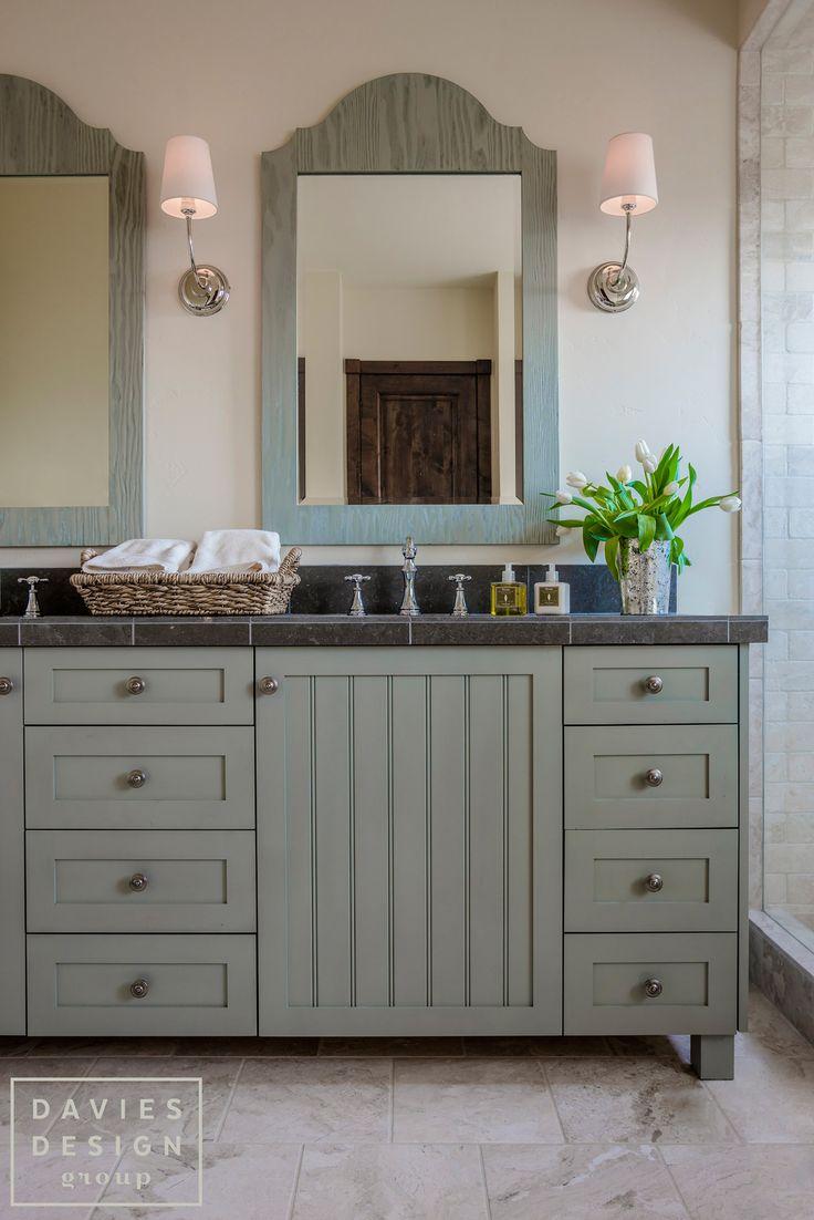 Davies Design Group - Mountain Ranch Guest Bathroom