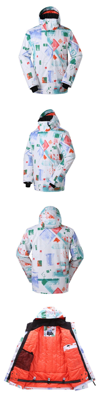 Cheap Men's Snowboard Jackets & Ski Jackets Online Sale