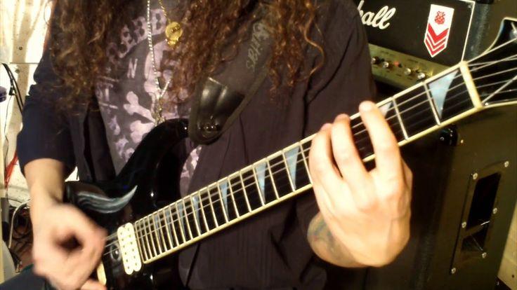 Nightwish - Amaranth - Guitar cover by Francesco Marras
