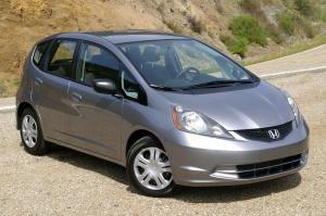 Best Road Trip Cars: Honda Fit - $15,420
