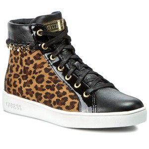 Sneakersy GUESS - Gloria FL3GOR FAL12 LEOPA