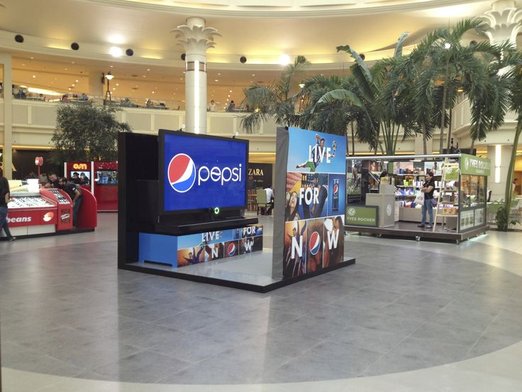 Combining Gesture Technology & #AugmentedReality we created a huge digital activation for Pepsi Live For Now Campaign, hosted in malls across 7 countries