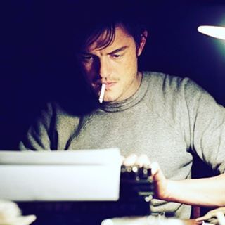 "Sam Riley, ""On the road"""