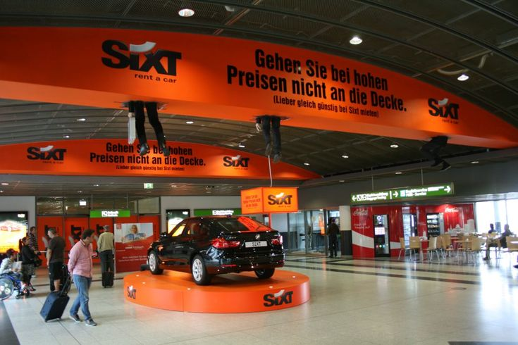 Europcar Car Rental Toulouse Airport