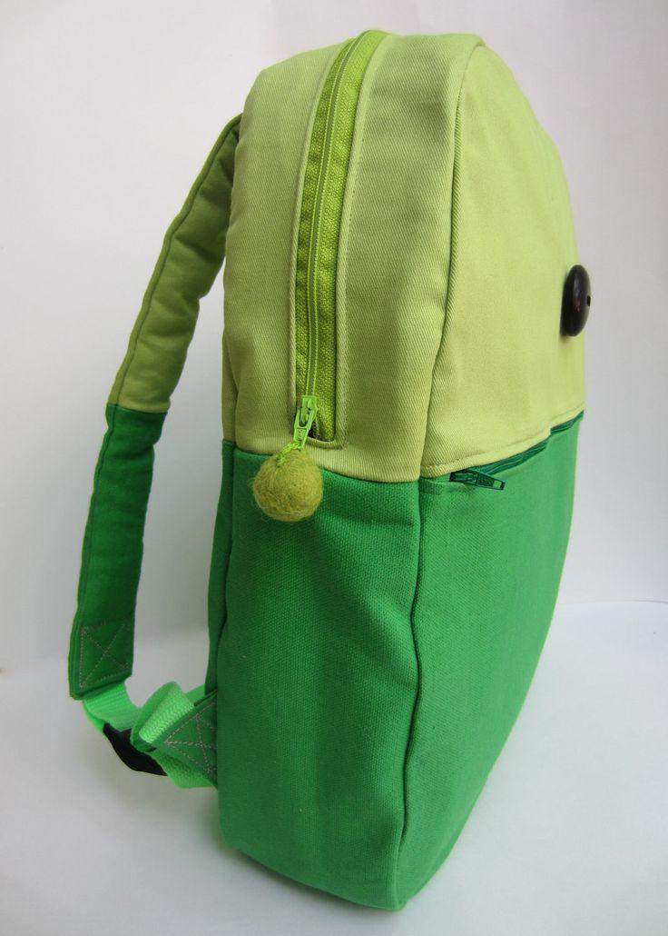 Adventure Time Finn Backpack, Fully Functional