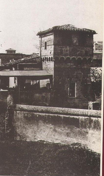 Roma Sparita - Torre della Moletta - Circo Massimo
