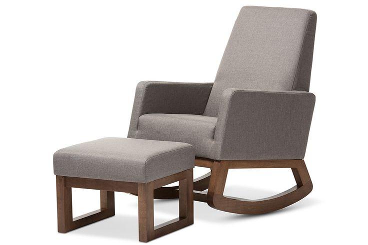 ... Rocking chair cushions, Rocking chair nursery and Rocking chair redo