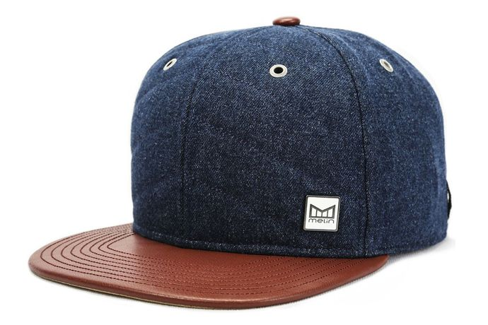 Not a big hat guy, but this one... Melin Ivy League Snapback Cap