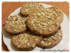 Na talerzu dietetyka: Kruche ciastka pełnoziarniste