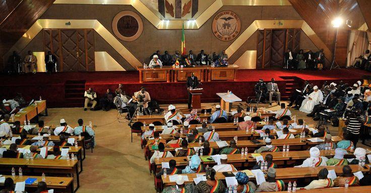 Mali - National Assembly (Assemblée nationale)