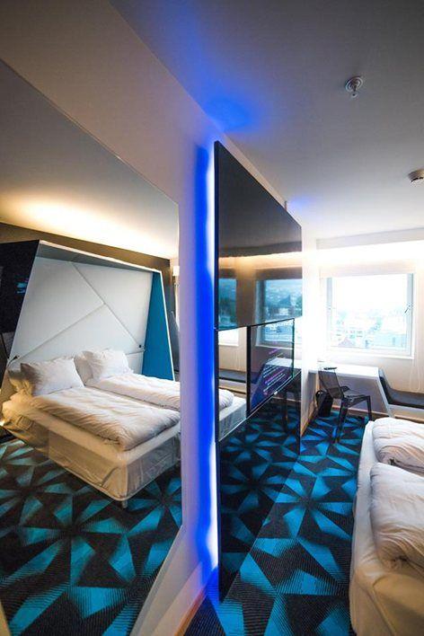 Magic Hotel , Bergen, 2016 - Karim Rashid