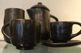 La Chamba ceramics from Colombia